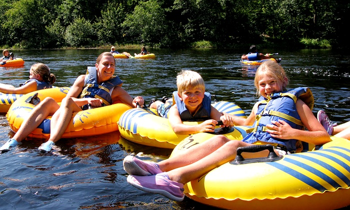 family river tubing in the smokies blue mountain cabins