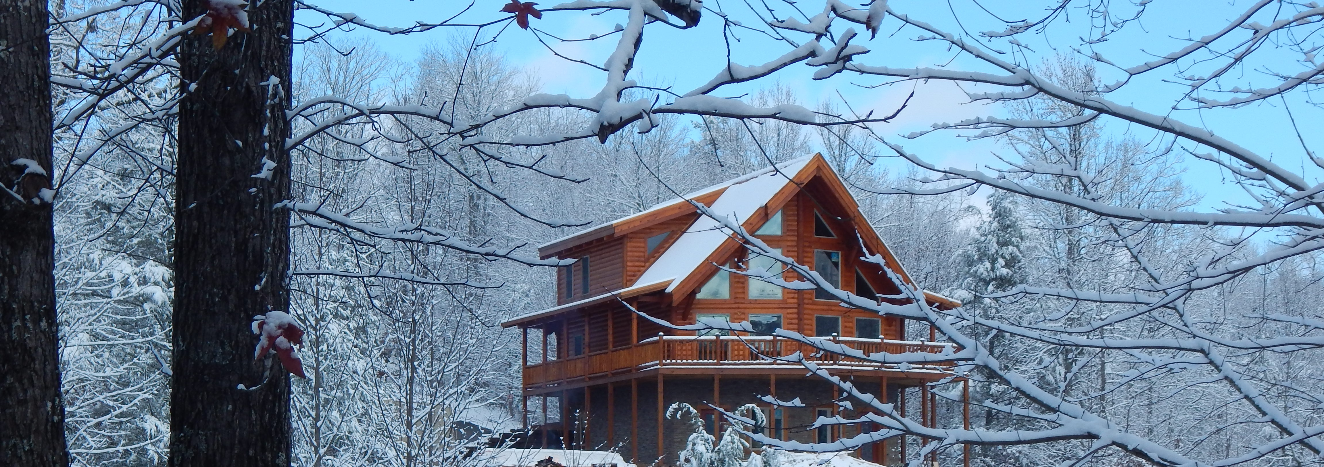 Ridge View Lodge - Smoky Mountains Cabin By Owner