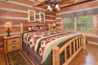 Appalachian Escape cabin rustic handmade furniture