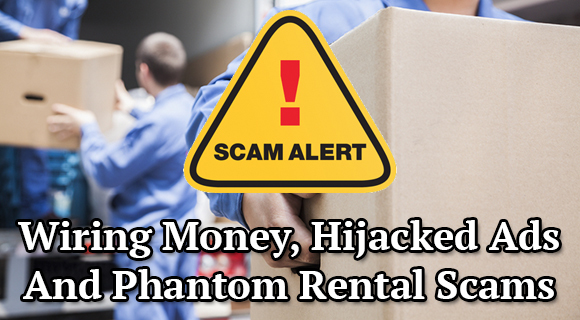 facebook and craigslist vacation rental scams